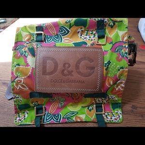 Dolce & Gabbana canvas bag authentic